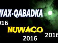 DAAWO Wax-qabadkii 2016 ee Shirkadda Biyaha NUWACO
