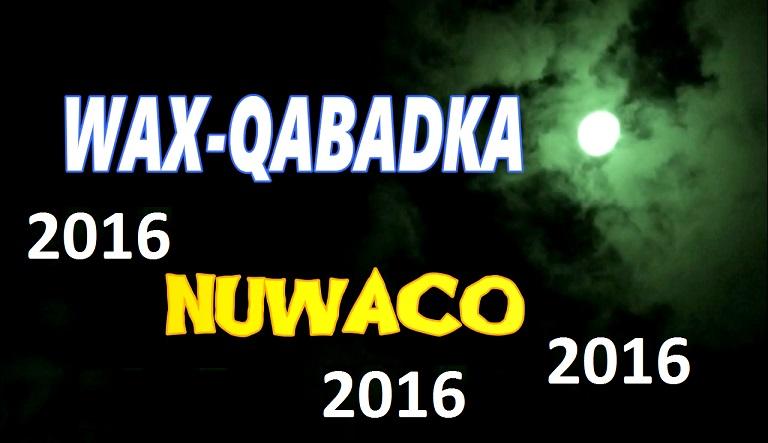 Waxqabadka NUWACO